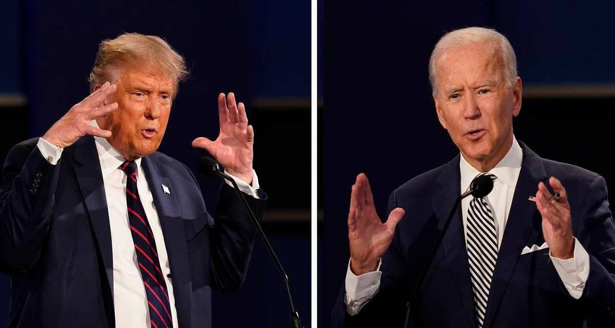 Biden dice que irá a la frontera y Trump explota contra él