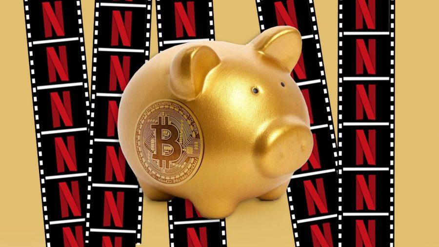 ¿Netflix al #Bitcoin?