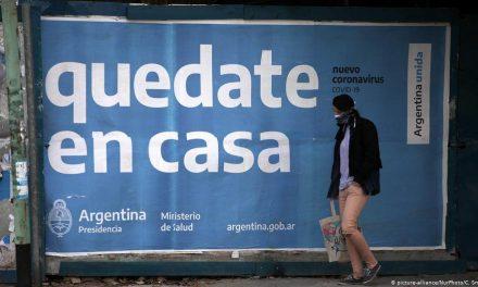 Argentina en guardia por llegada de rebrote de coronavirus