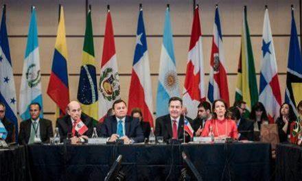 Argentina se retira del Grupo de Lima