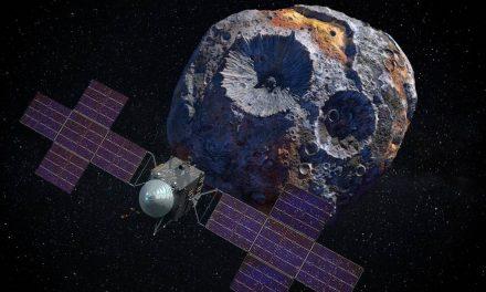 La NASA está construyendo una nave espacial para alcanzar un asteroide valorado en $10 quintillones