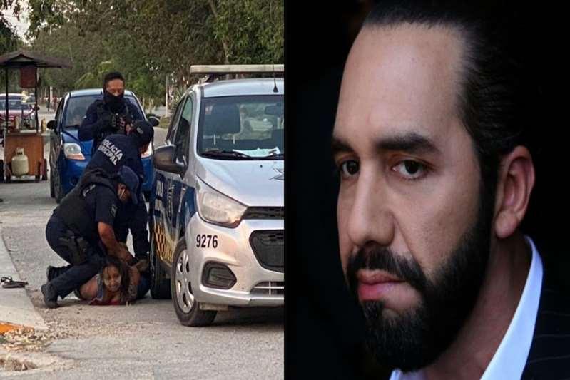 """Nayib Bukele destapó la """"brutal y vergonzosa"""" realidad de México: Presentador Fernando del Rincón"""