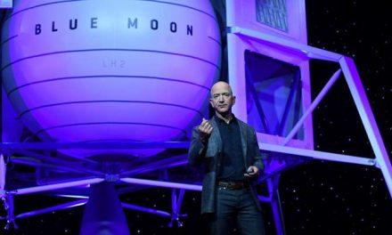Blue Origin, de Jeff Bezos, consigue un contrato de 2.5 mdd con el Pentágono