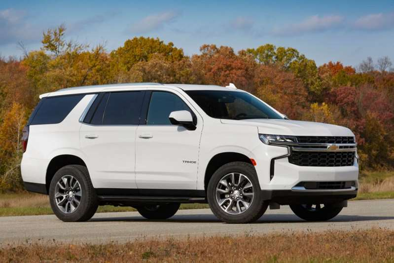 La nueva Chevrolet Tahoe diesel cambio totalmente el juego con su rendimiento de combustible