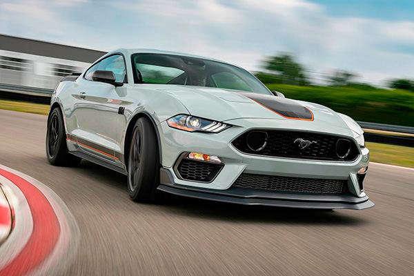 El Ford Mustang festeja 67 años como el deportivo más vendido del mundo
