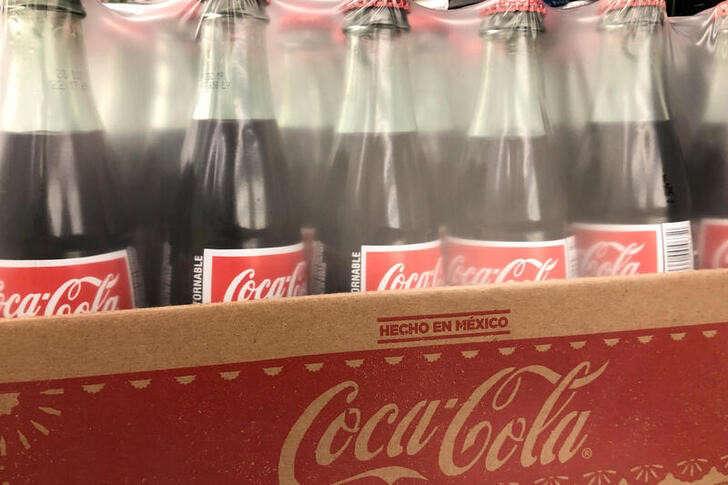 Coca-Cola abre el año con repunte de demanda, advierte sobre riesgos de recuperación
