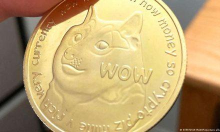 Dogecoin alcanzó un nuevo precio récord gracias a sus fanáticos