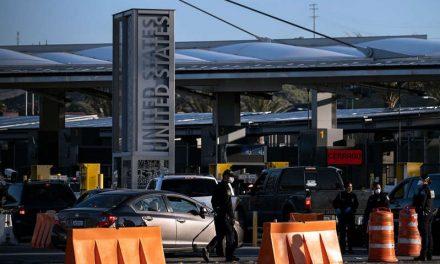 Estados Unidos y México mantienen cierre fronterizo por COVID-19 para viajes no esenciales hasta el 21 de mayo