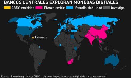 Las ambiciones digitales de los bancos centrales