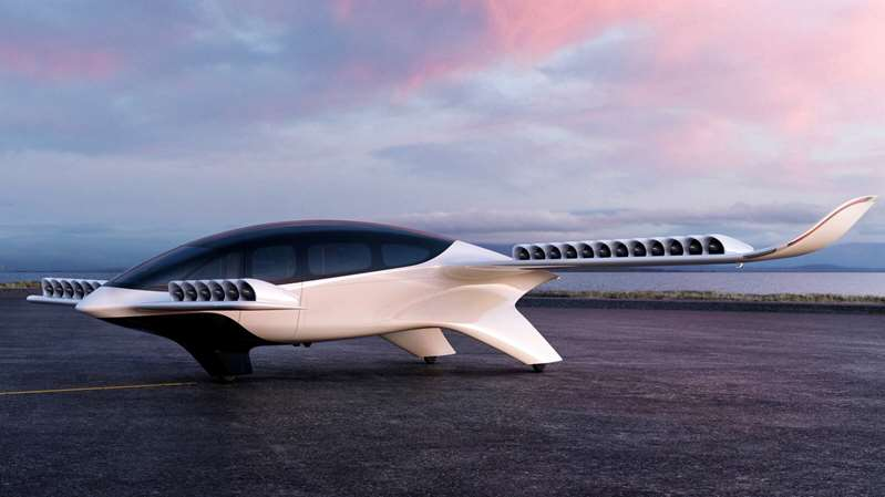 Este jet eléctrico será un rival de los automóviles gracias a su despegue vertical