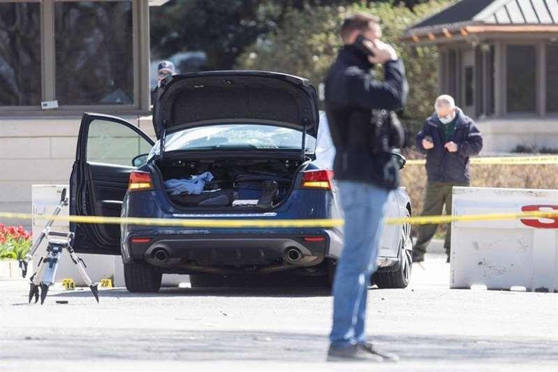 Líderes estadounidenses reaccionan tras mortal ataque afuera del Capitolio