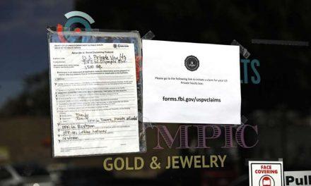 Crecen las objeciones legales luego de que el FBI incautara cajas de seguridad en Beverly Hills