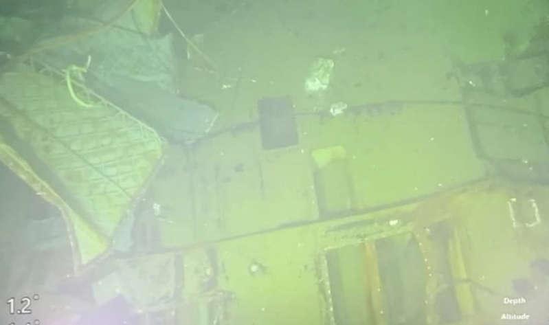 Hallado el submarino que se hundió en Indonesia con 53 tripulantes que no sobrevivieron: se partió en tres partes