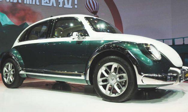 Volkswagen está considerando demandar a los creadores del ORA Punk Cat, el Beetle chino