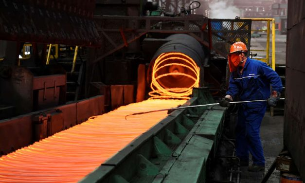 China suspende algunos impuestos a la importación del acero