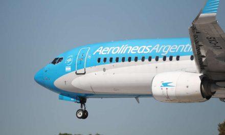 Aerolíneas Argentinas suspende vuelos a cuatro destinos en Latinoamérica