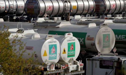 La petrolera mexicana Pemex perdió 37,297 millones de pesos