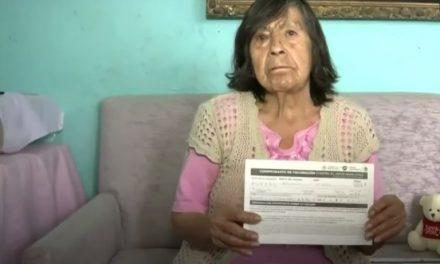 México vacuna a su población ¡CON AIRE!