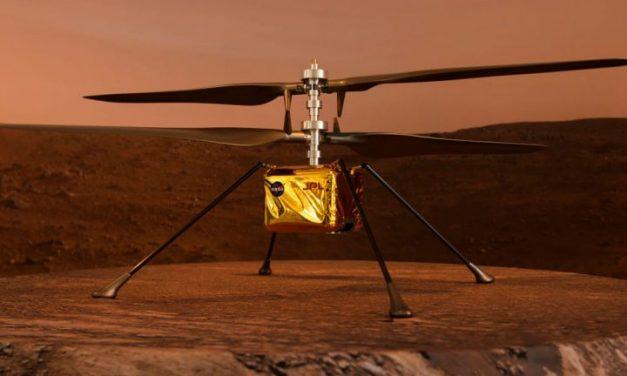 NASA confirma que el helicóptero Ingenuity realizó su viaje más largo sobre Marte