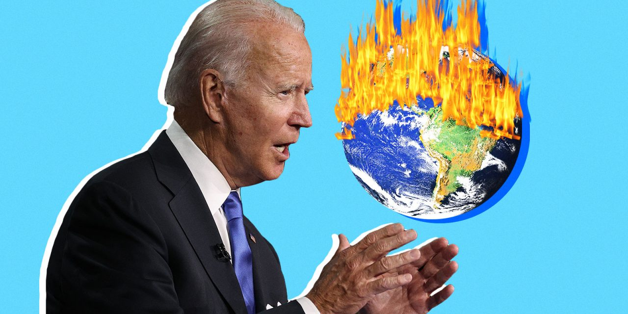 Biden seeks to boost climate financing for developing countries, limit fossil fuel investment