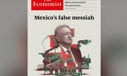 AMLO, 'falso Mesías de México': La portada de The Economist que tiene furioso a López Obrador
