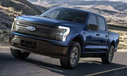 Ford F-150 Lightning Pro 2022: pick-up eléctrica de trabajo