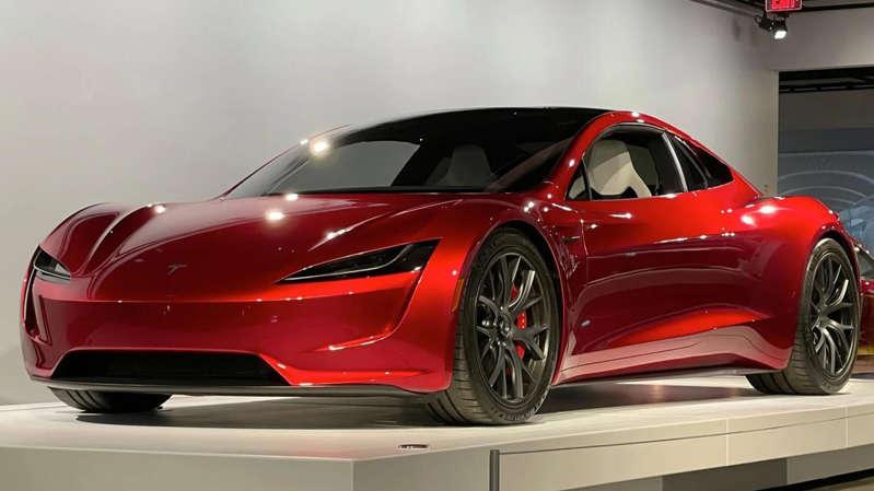 El Tesla Roadster SpaceX será el auto con la aceleración más rápida en el mundo