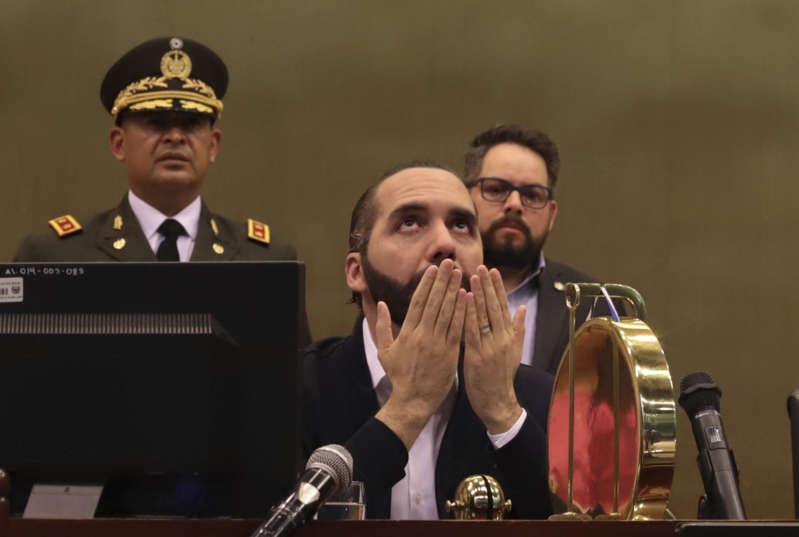El presidente 'milenio' de El Salvador tiene un único objetivo: el poder