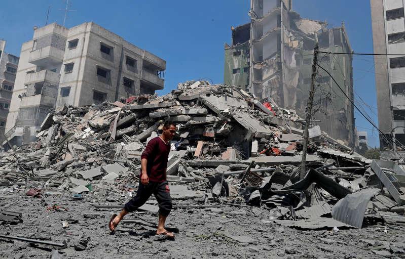 """Biden apoya """"un cese al fuego"""" en una llamada con Netanyahu"""