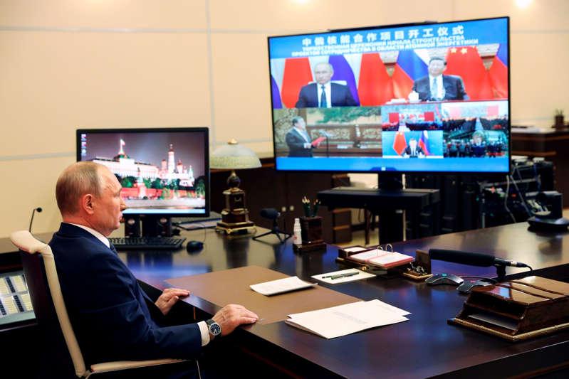 Rusia y China lanzan proyectos nucleares conjuntos