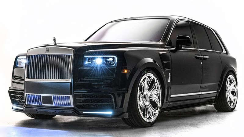 Cómo es el nuevo auto de Drake