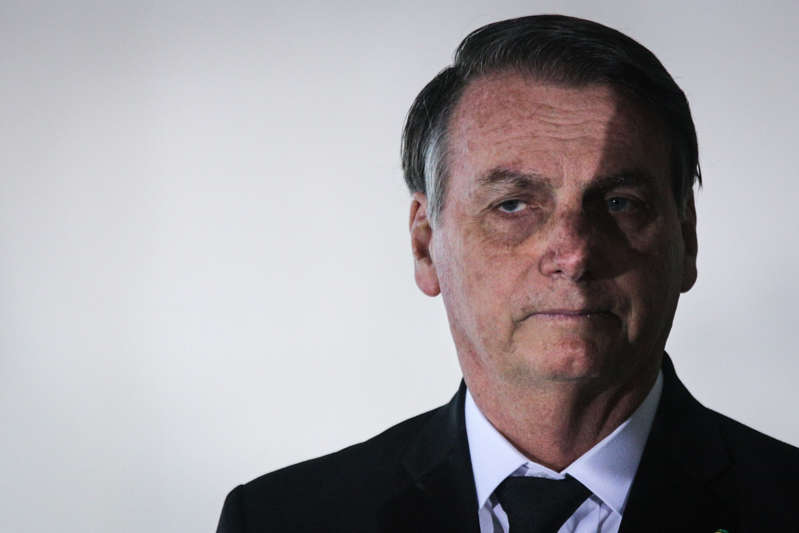 """Bolsonaro garantiza que nombrará un juez """"terriblemente evangélico"""" para el Supremo"""