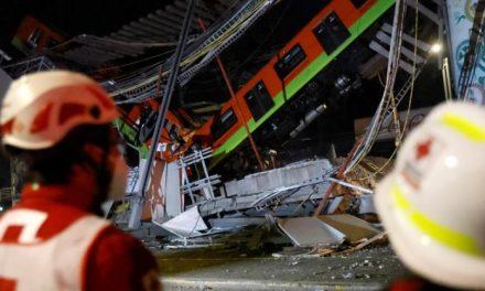 El Metro de Marcelo Ebrard. El presagio de un accidente temido por vecinos y usuarios del metro mexicano