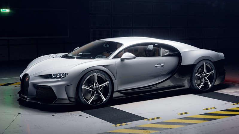 Bugatti Chiron Super Sport: un super auto de 1,600 hp que se niega a la electricidad