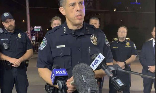 Tiroteo en Austin dejó 13 heridos; el atacante escapó