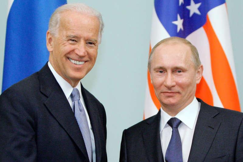 Control de armas podría complicar cumbre Biden-Putin