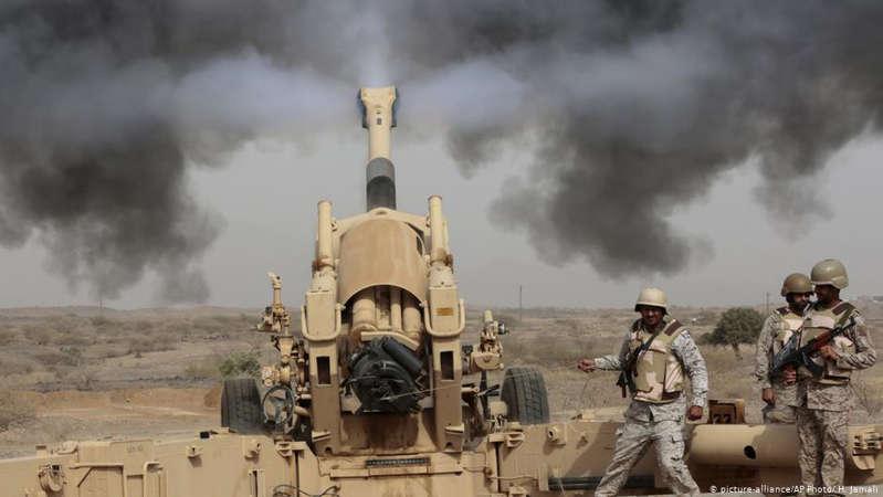 Arabia Saudita intercepta 11 drones lanzados por rebeldes hutíes
