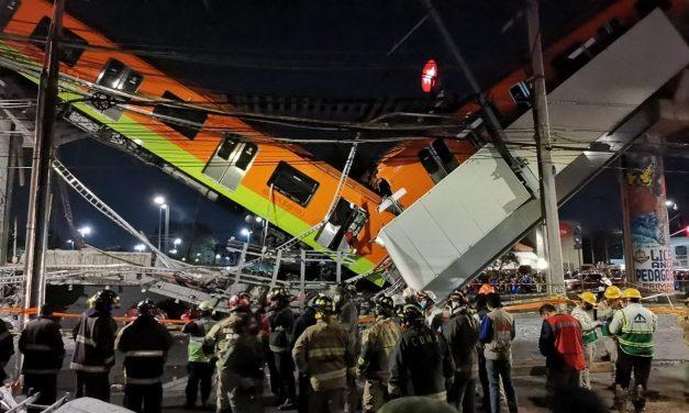 Por qué colapsó la Línea 12 del Metro: oportunismo político y obras descuidadas, afirma The New York Times