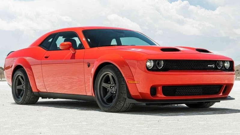 Dodge Challenger es el auto deportivo más vendido en Estados Unidos