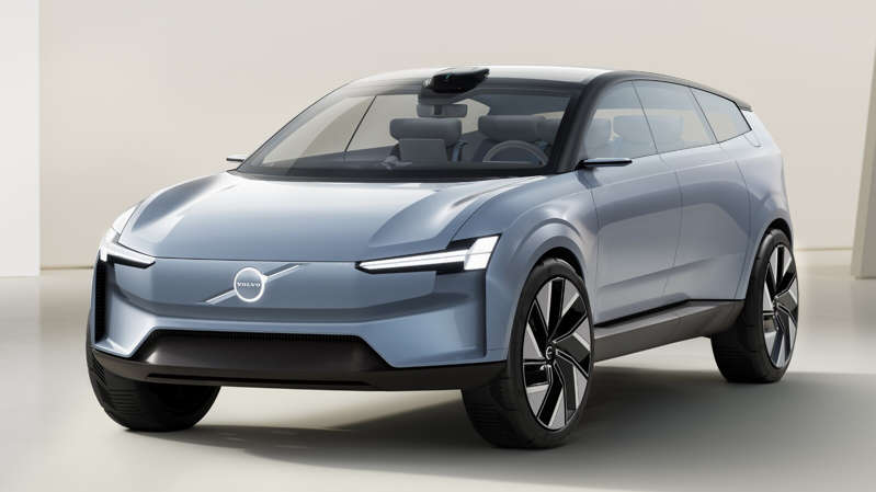 Concept Recharge: el prototipo que marca el inicio de una era en Volvo