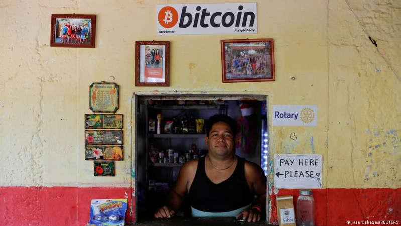 El Salvador, ¿nuevo paraíso del bitcoin?