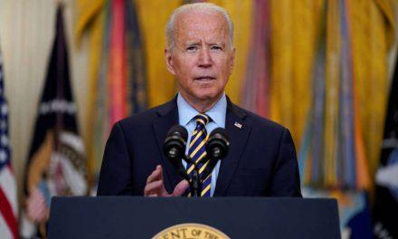 Biden anuncia salida de tropas de Afganistán el 31 de agosto