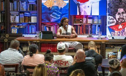"""Coautor de """"Patria y vida"""": en Cuba """"no necesitamos líderes, lo somos todos"""""""