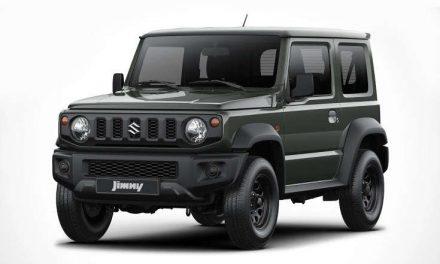 Suzuki hace oficial la Jimny Lite: más austera y accesible