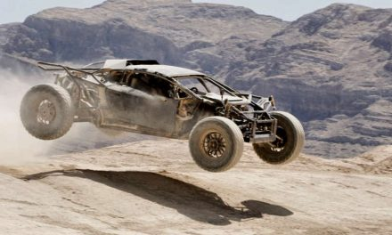 Este auto perfecto para la Baja 1000 es un Lamborghini Huracán