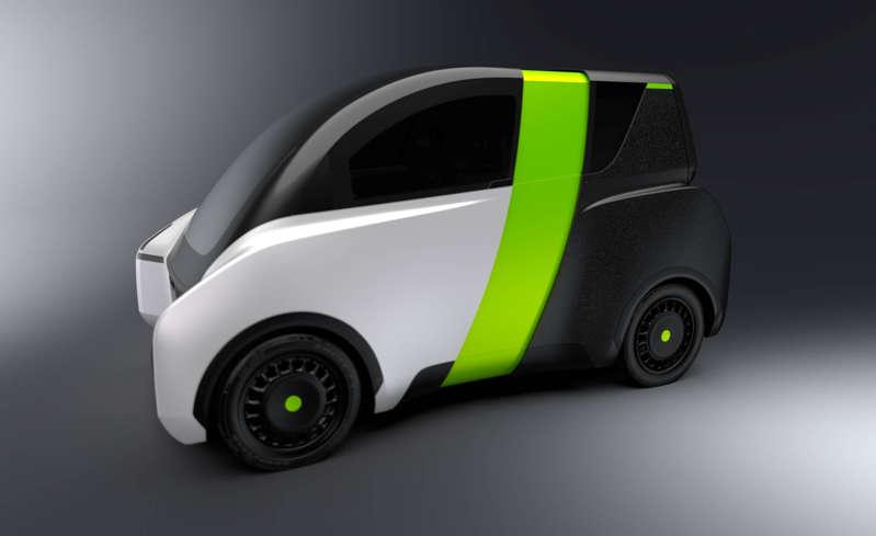 The e-Miles Company presenta un revolucionario cuadriciclo eléctrico