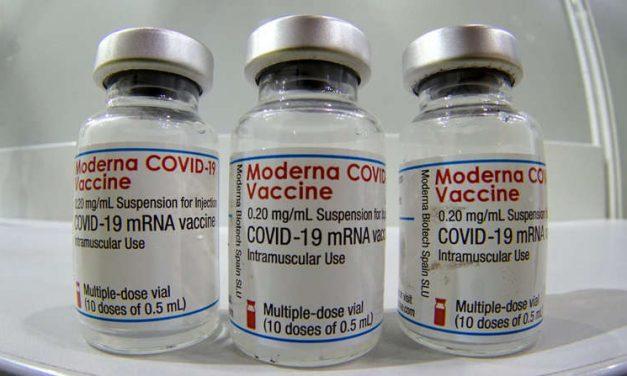 Unión Europea recomienda vacuna de Moderna para niños