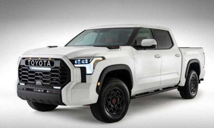 """Toyota sigue mostrando """"Algo"""" de la nueva Tundra del 2022"""