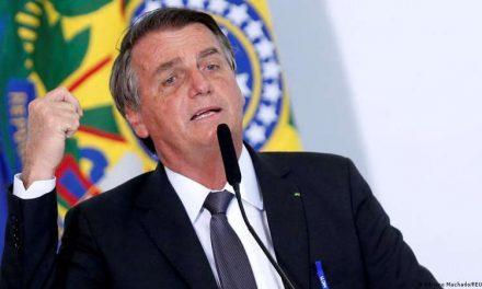 """Jair Bolsonaro advierte al TSE de Brasil: """"no aceptaré intimidaciones"""""""