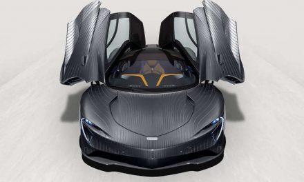 """McLaren hará una edición especial del Speedtail llamada """"Albert"""""""